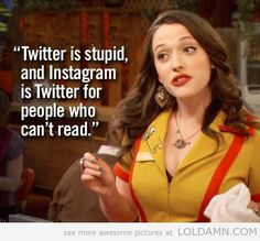 For those who don't have a life and use both those and fb...Pretty much sums it up.