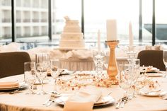 Wedding Table @ Camden on the Lake Resort