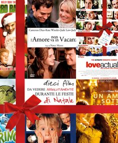Bring on the Christmas movies, please!