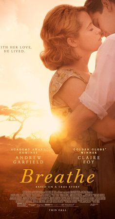 Rent Breathe starring Andrew Garfield and Claire Foy on DVD and Blu-ray. Get unlimited DVD Movies & TV Shows delivered to your door with no late fees, ever. Films Netflix, Films Hd, Breathe Movie, Bon Film, Image Film, Hd Movies Online, Top Movies, Watch Movies, 2017 Movies