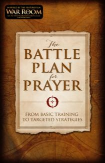Looking for ways to make your prayers more effective, more targeted and more powerful? Pick up the Battle Plan for Prayer from Alex and Stephen Kendrick, inspired by the movie War Room!