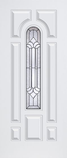 Clopay smooth fiberglass entry door. www.clopaydoor.com.