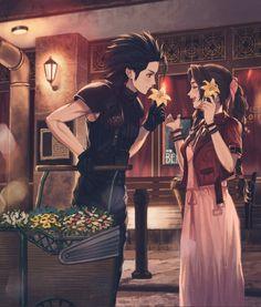 Final Fantasy Crisis Core, Final Fantasy Vii Remake, Fantasy Series, Zack Fair, Otaku, Final Fantasy Collection, Fantasy Couples, Cloud Strife, Kingdom Hearts