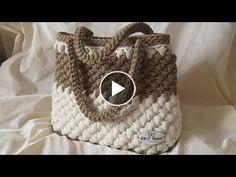 Borsa Itaca a Punto Sery - Crochet bag