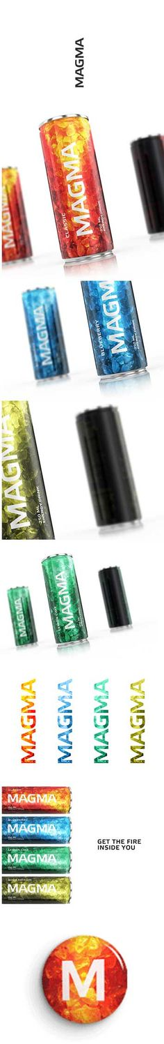 Magma Energy Drink PD
