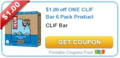graphic about Cliff Bar Printable Coupons known as Pin via (aka) Rita Howard upon