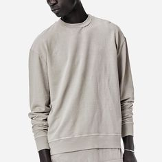 Oversized Pullover / Clay by johnelliottco