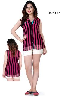 buy georgette tops inbox