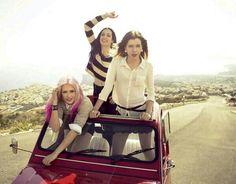 Sweet California (Alba, Sonia & Rocío) Pin número 100 :)