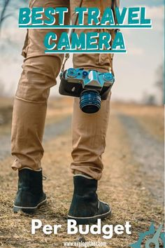 Are you looking for a new travel camera? Then this article will explain to you what are the best travel cameras per budget. A travel camera is something that should be for video and photography, that's why we are sharing with you the best travel cameras. Some of these travel cameras are cheap, others are a bit more expensive, but each one of them will be great to have in your travel gear. #travelcamera | #cheaptravelcamera | #travelcameragear Photography For Beginners, Photography Tips, Best Cameras For Travel, Dslr Or Mirrorless, Cheap Cameras, Perfect Camera, Point And Shoot Camera, New Travel, Travel Photographer