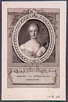 Madame de Pompadour,Images of a Mistress Versailles, Fine Art Prints, Framed Prints, Canvas Prints, Madame Pompadour, Men's Pompadour, Thing 1, Portrait Images, A0 Poster