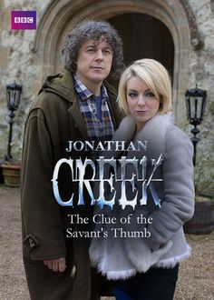 Jonathan Creek: The Clue Of The Savant's Thumb - When a dead body vanishes from a locked study, it is only the first in a chain of dark mysteries confronting Jonathan Creek and company.