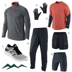 Nike Winter Running Apparel for Men