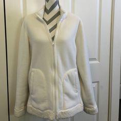 Fleece Jacket Size Xl