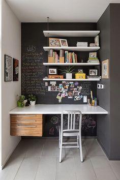 wydzielona przestrzeń do pracy w salonie - Szukaj w Google