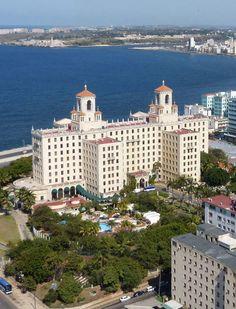 Hôtel Nacional - Vedado - La Havane