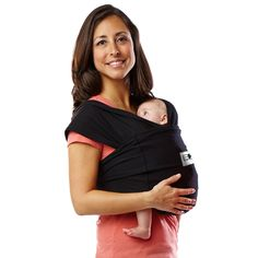 0df68f93c64 Baby K'tan ORIGINAL Cotton Wrap style Baby Carrier Black Small -- Find
