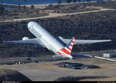 Boeing 777-223(ER) N775AN 29584 Los Angeles Int'l Airport - KLAX