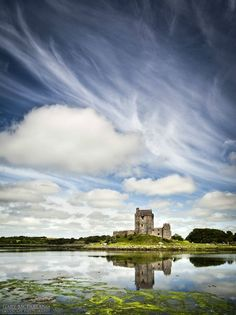 Dunguaire Castle - Co Galway by Gary McParland
