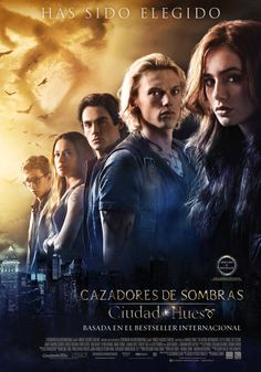 Cazadores de Sombras: Ciudad de Hueso