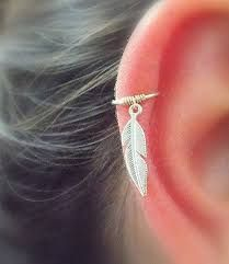 Image result for helix piercing ring