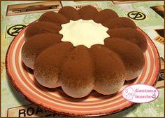 Tiramisù di Bavarese al Caffè - Ricetta semplificata passo passo Cupcakes, Cake Cookies, Cupcake Cakes, Baking Recipes, Cake Recipes, Modern Cakes, Torte Cake, Tiramisu Recipe, Creative Cakes
