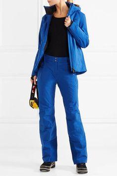 Kjus - Edelweiss Hooded Jacket - Cobalt blue - FR42