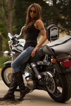 So Far Over 62,000 Real Biker Babe, Biker Event, Motorcycle and incredible photos of Professional models posing with bikes of all kinds. If it has two or three wheels it gets posted… More published and re-posted every day… I welcome all submissions.