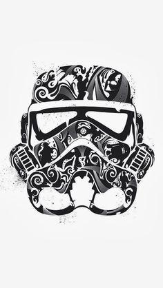 Epic stormtrooper tattoo idea!