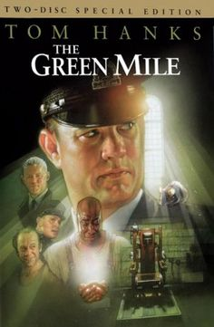 "The Green Mile (1999) - Quote ""I'm tired of all the pain I feel & hear in the world"" - °I LOVE this film but I haven't been able to finish watching it again because it breaks my heart as soon as it starts everytime! SOB!"