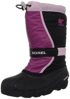 6 US Big Kid M Muck Boot Kids Hale Boots Pink