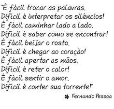 Literatura em ação com a galera do Terceirão: Poemas de Fernando Pessoa