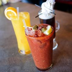 Good morning! First things first. Brunch with all your favorite drinks starts at 10am.  #distillery