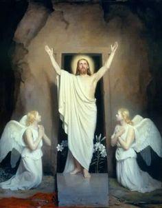 EASTER SUNDAY Alleluia!  Christ is risen!