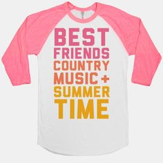 Best Friends Country Music + Summer Time