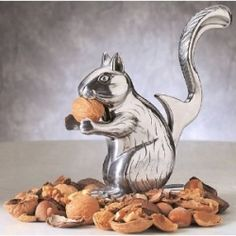 Follow along to see all the delightful ways you can have Squirrels in the Kitchen.