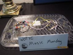 Music Monday Jingle streamer