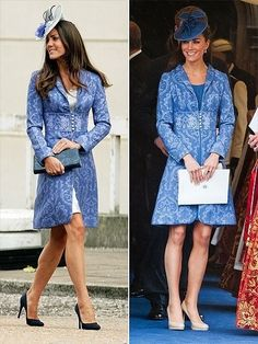 Kate Middleton Remixes Her Wardrobe! Kate Middleton Outfits, Kate Middleton Style, Duchess Kate, Duchess Of Cambridge, Steve Black, Smythe Blazer, Issa Dresses, Princess Katherine, Princess Diana
