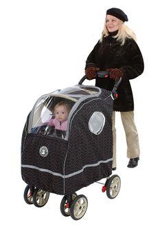 10 Must-Have Winter Stroller Accessories