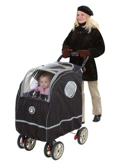 10 Must-Have Winter Stroller Accessories