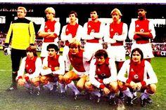 Johan Cruyff matches and goals scored Kevin Keegan, Amsterdam, Northern Irish, Team Shirts, Best Player, Champions League, Best Games, Lineup, Team Building