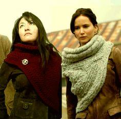 FAD FABULOUS CROCHET: Katniss Cowl Sweater Pattern!