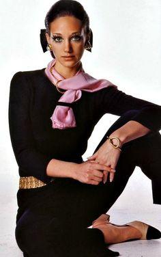 Marisa Berenson, 1964.