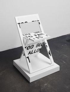 Sebastian Errazuriz, 'Occupy Chairs,' 2012, Carnegie Museum of Art