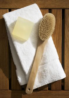 Why You Should Start Dry Brushing Your Skin from InStyle.com