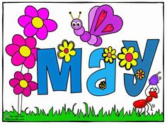 free month clip art of