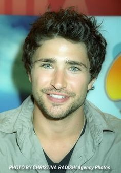 Matt Dallas. He and Bomber have got to be the hottest gay boys on the planet. <3