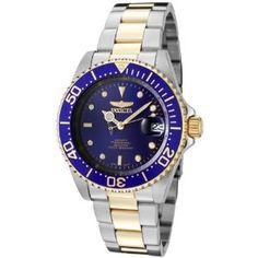Invicta Men's 8928OB Pro Diver Two-Tone Automatic Watch (Watch)  http://www.amazon.com/dp/B000JQJS6M/?tag=iphonreplacem-20  B000JQJS6M