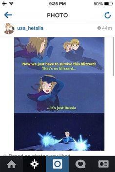 Frozen: Hetalia invades part 1