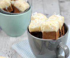 Coconut Fudge Recipe